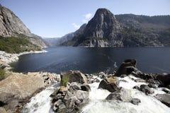 Hetch Hetchy Reservoir Stockbilder