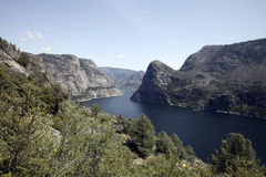 Hetch Hetchy Reservoir Stock Photos