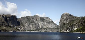 Hetch Hetchy Reservoir Royalty Free Stock Image