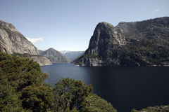 Hetch Hetchy Reservoir Stock Image