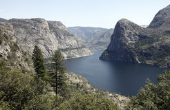 Hetch Hetchy Reservoir Royalty Free Stock Photos