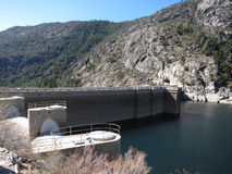 Hetch Hetchy Reservoir In Yosemite National Park Royalty Free Stock Images