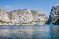 Hetch Hetchy Valley Stock Photography