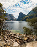 Hetch Hetchy in Yosemite National Park Stock Photo
