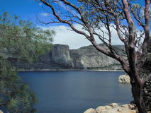 Hetch Hetchy Yosemite National Park Royalty Free Stock Photos