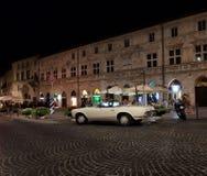Hete avond in Italië stock foto's