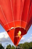 Hete ballon Royalty-vrije Stock Foto's