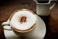 Hete cafee Stock Afbeeldingen