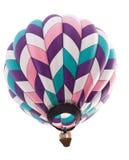 Hete geïsoleerded luchtballon Stock Foto's
