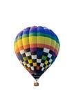 Hete geïsoleerded luchtballon royalty-vrije stock afbeeldingen
