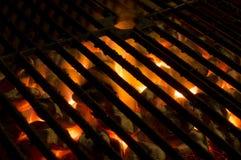 Hete grill Stock Fotografie