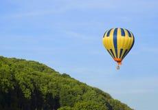 Hete haarballon Stock Afbeeldingen