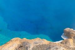 Hete kleurrijke geothermische pool, het Nationale Park van Yellowstone Royalty-vrije Stock Afbeeldingen