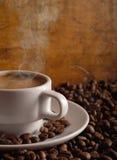 Hete Koffie Stock Foto's