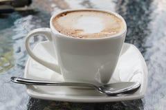 hete koffie Stock Fotografie