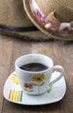 Hete Koffie Royalty-vrije Stock Foto