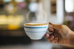 Hete Koffie Royalty-vrije Stock Fotografie