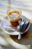 Hete Koffie royalty-vrije stock afbeelding