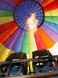 Hete Lucht stock fotografie