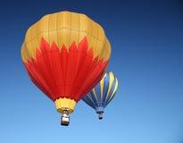 Hete Lucht Ballooning royalty-vrije stock afbeelding