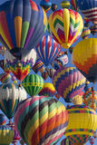 Hete Lucht Ballooning royalty-vrije stock afbeeldingen