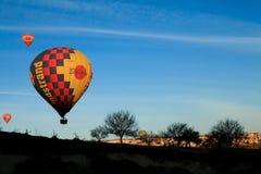 Hete lucht ballooning gebeurtenis royalty-vrije stock foto