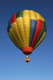 Hete lucht het balloning stock afbeelding