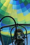 Hete luchtballon Stock Fotografie