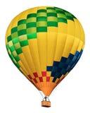Hete luchtballon Royalty-vrije Stock Afbeeldingen