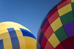 Hete Luchtballon Royalty-vrije Stock Foto