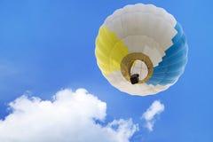 Hete luchtballon Royalty-vrije Stock Afbeelding