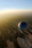 Hete luchtimpuls in Egypte Royalty-vrije Stock Afbeelding