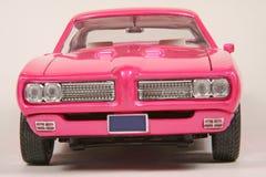 Hete Roze Geit Stock Foto's