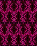 Hete Sexy Roze Zwarte Stock Afbeeldingen