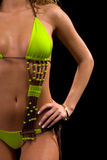 Hete swimwear Stock Foto