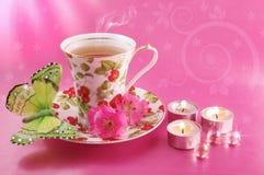 Hete thee royalty-vrije stock afbeelding