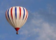 Hetelucht ballon Stock Foto