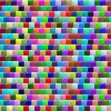 Heterogeneous Corrugated Surface Pattern Stock Images