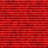 Heterogeneous corrugated surface pattern Royalty Free Stock Photos