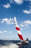 Hetman Cup regatta Stock Images