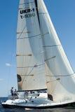Hetman Cup regatta Royalty Free Stock Images