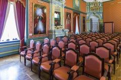 Hetmanen Hall Royaltyfria Bilder