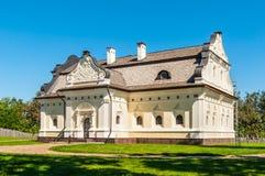 Hetmanhuis - Baturyn, Chernihiv-provincie, de Oekraïne Royalty-vrije Stock Foto