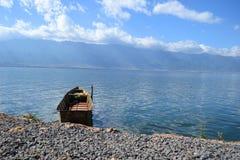 Heu mer dans la province de Yunnan Photographie stock libre de droits