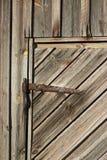 Heu-Stall-Tür Lizenzfreie Stockfotografie