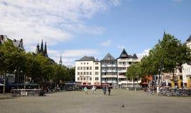 Heumarkt Cologne (Köln) Stock Photo