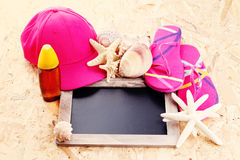 Heure d'été ! Image stock