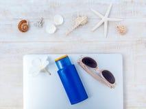 Heure d'été, temps de vacances Photo stock