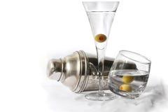 Heure de cocktail Images libres de droits