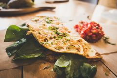 Heure de déjeuner Photographie stock libre de droits